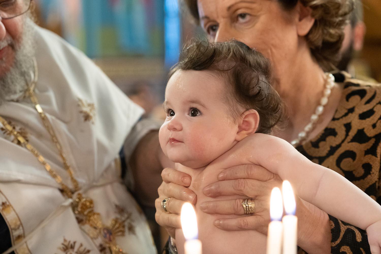 Βάπτιση Καλλιθέα